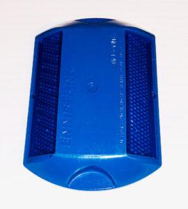 Blue C80 Stimsonite Reflective Road Marker