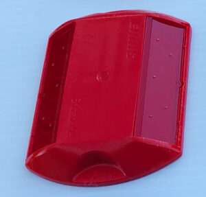 Red Reflective Road Marker Stimsonite