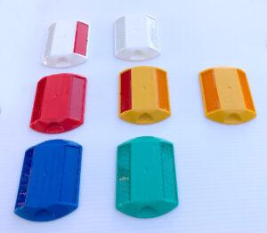 Stimsonite C80 Reflective Raised Pavement Markers